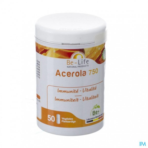 Acerola 750 Be Life Pot Gel 50