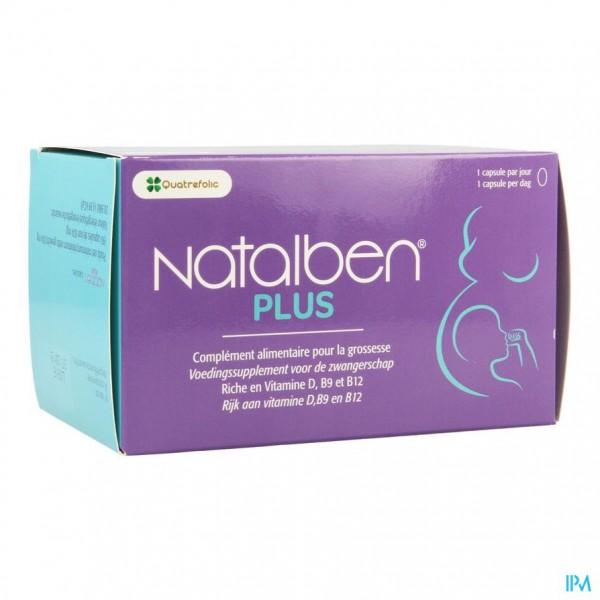 Natalben Plus Caps 90