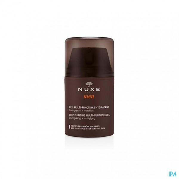 Nuxe Men Gel Hydraterende Multifunct. Pompfl 50ml